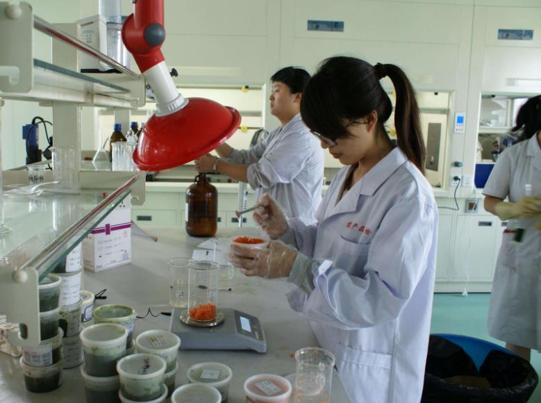 农产品加工与质量检测